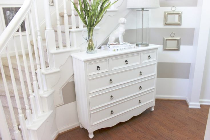 At Home With Nikki | Holiday-Ready Entryway Cabinet