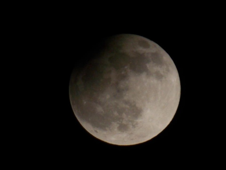 partial lunar eclipse 2013