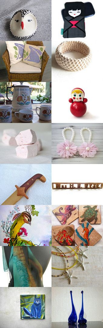 Gifts guide by Tasha on Etsy--Pinned with TreasuryPin.com