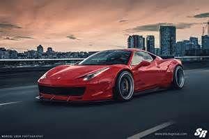 Ferrari 458 Italia - Bing images