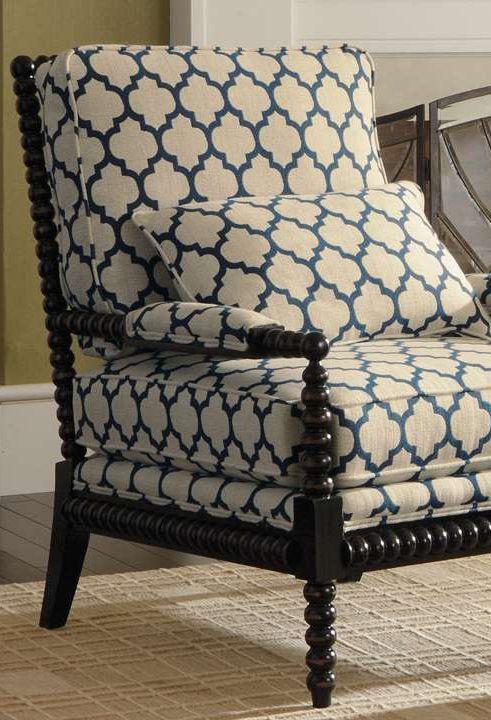 Custom Bobbin Chair