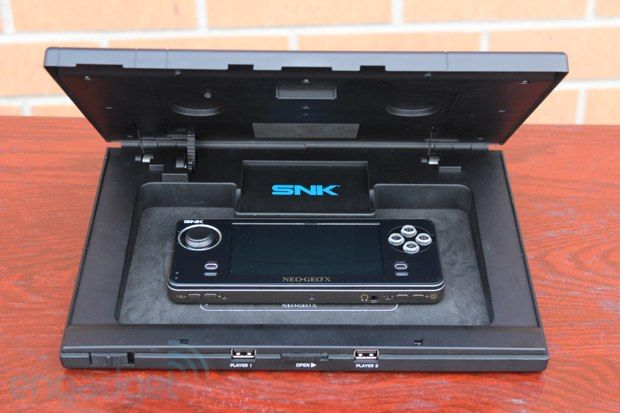 "Buy it now: http://www.funstock.co.uk/neo-geo-x  ""Big time drool. Neo Geo updated as a home console and hand held!"""