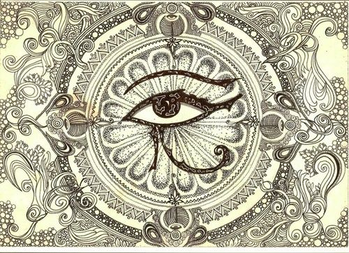 64 Best Images About Eye Of Horus On Pinterest Pineal Gland God And Eyes