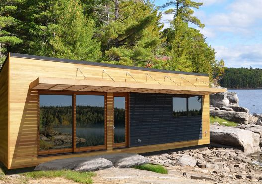 17 Images About Contemporary Modular Prefab Haus On Pinterest Prefabricate