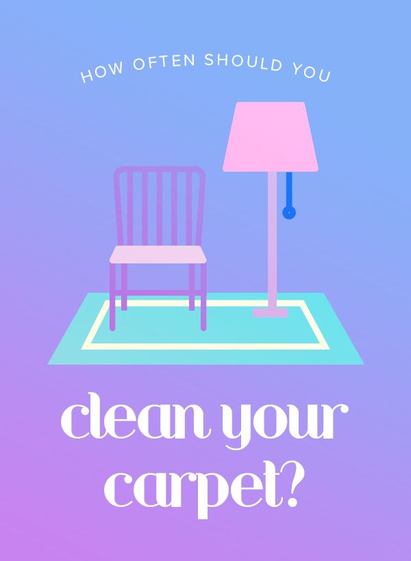 How Often You Should Clean Your Carpets And The Right
