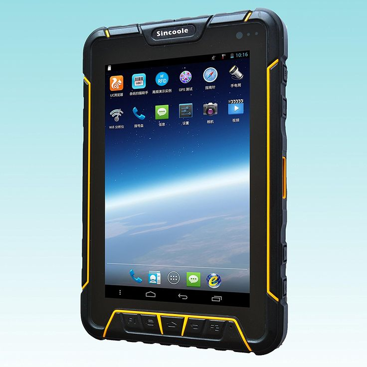 7 inch UHF LF HF android 5.1 rugged tablet   General Specifications Operating System Android 4.4 OS CPU MSM8916, A53, 4 core CPU, 1.2GHz RAM Read  more http://themarketplacespot.com/7-inch-uhf-lf-hf-android-5-1-rugged-tablet/