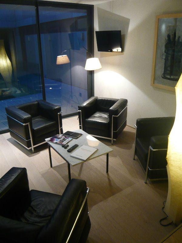 17 best images about deco le corbusier on pinterest. Black Bedroom Furniture Sets. Home Design Ideas