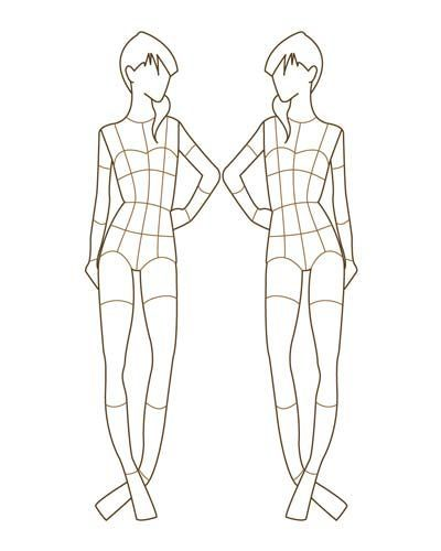19 best constructivism images on pinterest fashion drawings fashion design templates to print for kidsadmin pronofoot35fo Images
