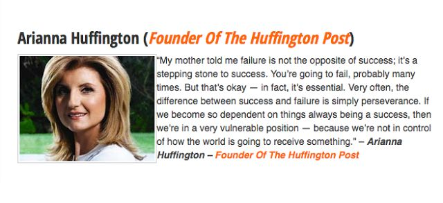 """Arianna #Huffington is leaving #HuffingtonPost    I first got into news commentaries on HuffingtonPost. Their articles are to die for. You can read some of my commentaries by using Google. As soon as I got the News Alert that Arianna was leaving an aggregator she had helped found I thought """"the world is not fair"""".  Ms. Arianna built a great news site and her work will leave forever. The thing is she also knows that when your work is done you do not have to stick around. This woman has insp…"""