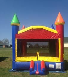 Castle Themed Bounce House Rental Available For Rental In The Nashville, TN Area from www.itstime2bounce.com
