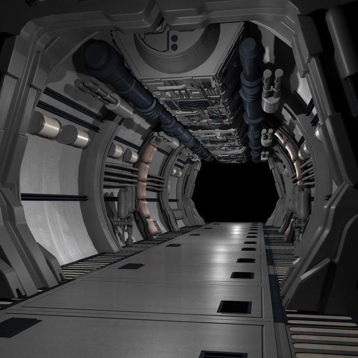 хвост внутри инопланетного корабля картинки создается красивый коллаж