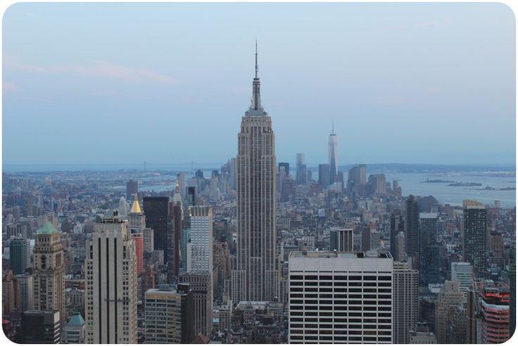 Be petite: Nueva York  The Empire State