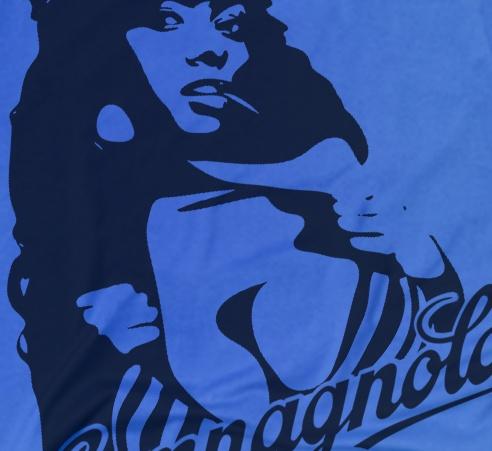 CAMPAG GIRL  #tshirt #tshirtdesign #fashion #triplocinque #campagnolo #campag