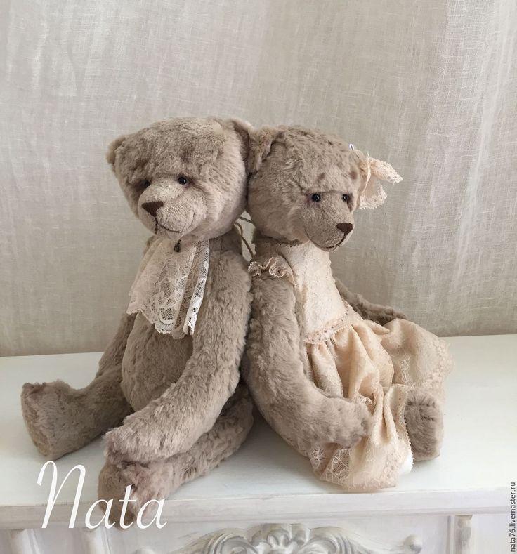 Купить Мишки Тедди - серый, кофейный, мишки тедди, тедди медведи, мишка тедди купить