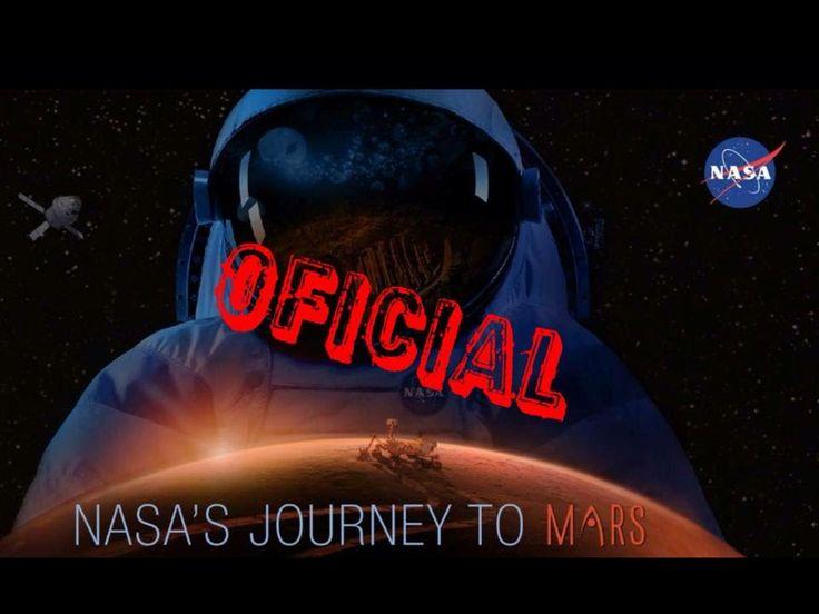 ULTIMA HORA: NASA CONFIRMA VIAJE A MARTE