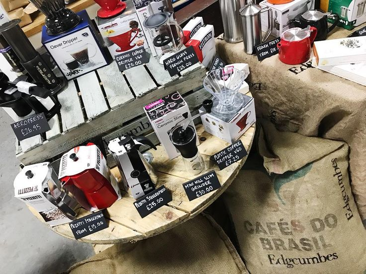 Were ready for you! Get on down to the Roastery tomorrow morning (Sat 9th Dec) between 10am-1pm! Mince pies mulled wine and demonstrations on how to use all our wonderful and innovative brewing kit! See you there!  #edgcumbes #edgcumbescoffee #edgcumbescoffeeandtea #brewing #lovecoffee #lovetea #caffeinefix #caffeinelovers #caffeinekick