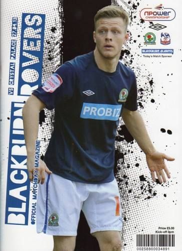Blackburn Rovers - Championship