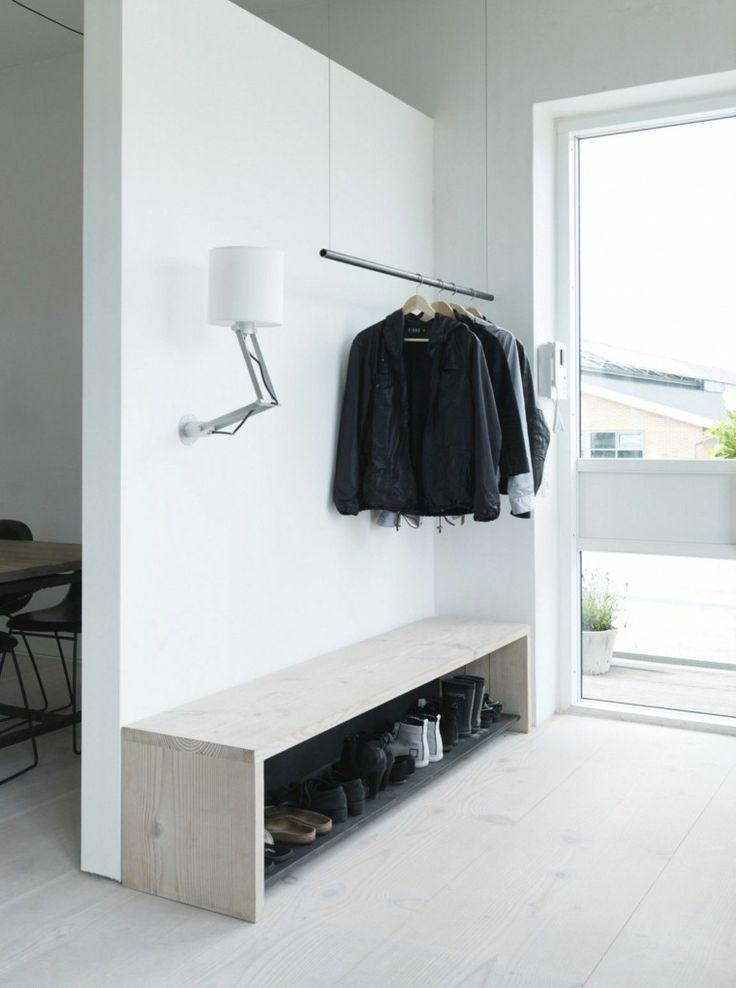 Les 25 meilleures id es de la cat gorie placard moderne for Petit meuble d entree