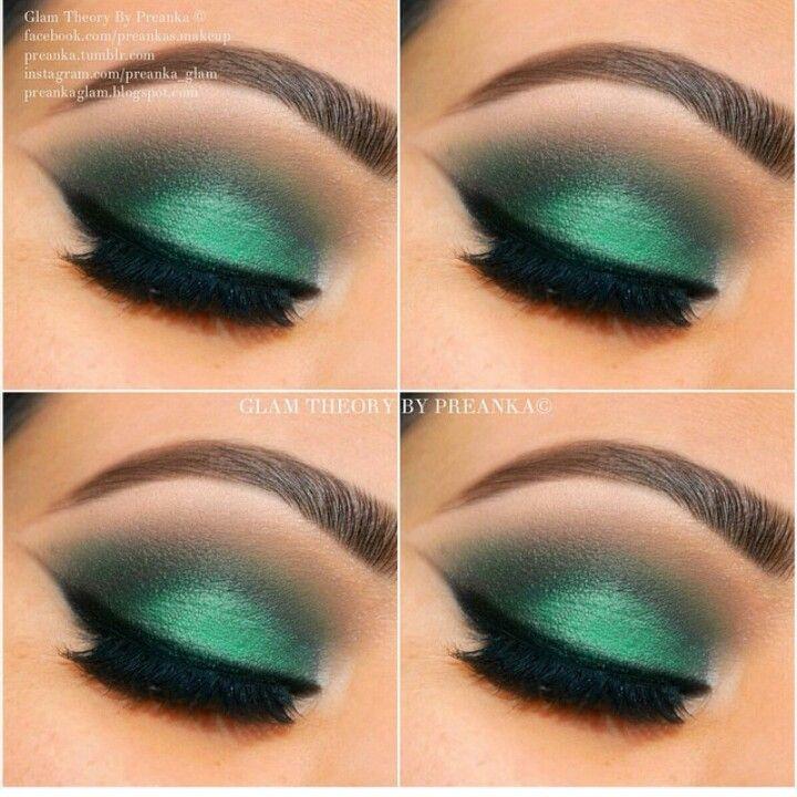 25 best ideas about green eyeshadow on pinterest green