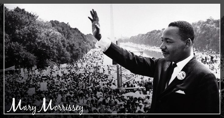 Important, life-changing lessons from Martin Luther King Jr. on how to dream big…