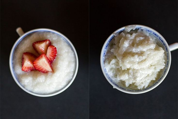 Two Types of Thai Coconut Sticky Rice recipe on Food52