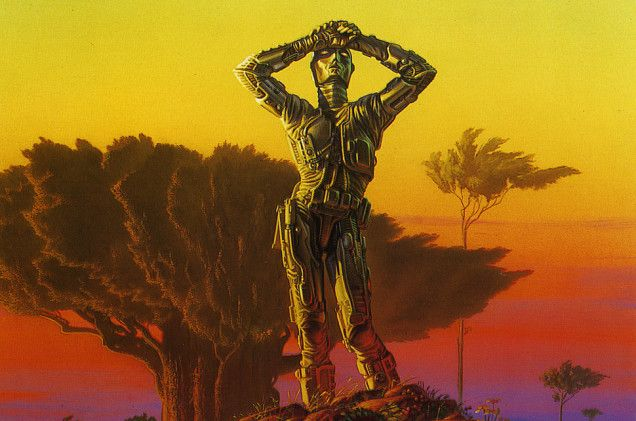 Why Asimov's Three Laws Of Robotics Can't Protect Us http://io9.com