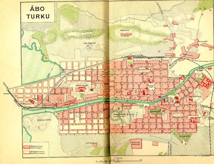 Åbo / Turku, 1902