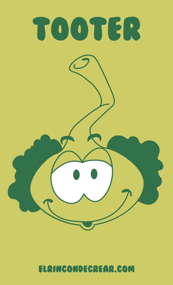 Los Snorkels, Tooter #snorkels #snorkilandia #tooter
