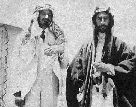 Today in Middle Eastern history: the Faysal-Weizmann Agreement (1919)