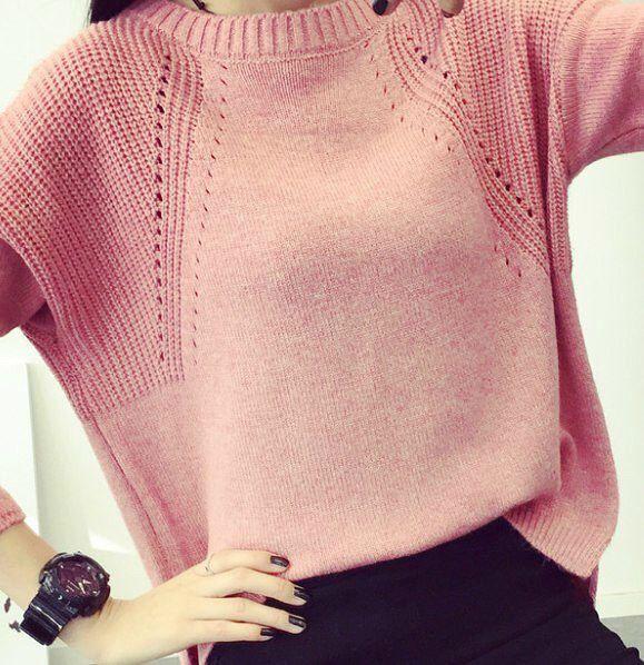 Узор Хипстер-модник-пуловер спицами