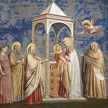 Chilperic II   さて、次の 19 番、幼児キリストの神殿奉献