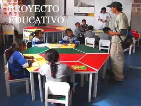 Los Objetivos de un Proyecto Educativo - YouTube