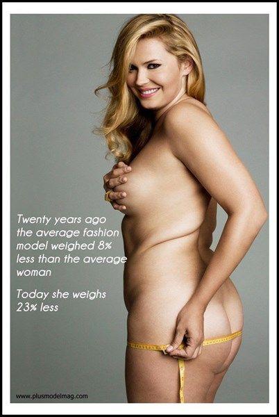 FOTOSPECIAL. Naakte dames gaan strijd aan met 'anorexiamodel... - Het Nieuwsblad: http://www.nieuwsblad.be/cnt/dmf20120112_132