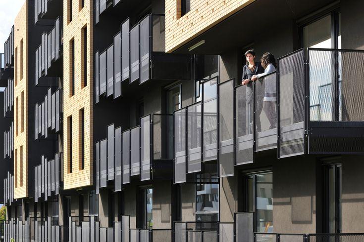 Gallery - Brick Neighbourhood / dekleva gregorič architects - 22