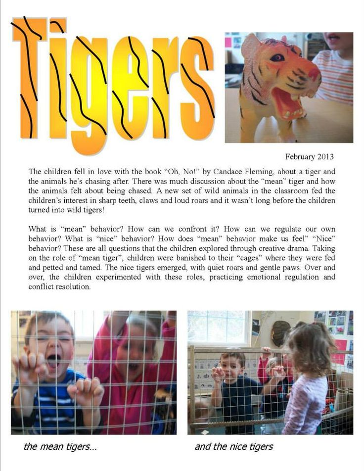 emerging project documentation at Garden Gate Child Development Center