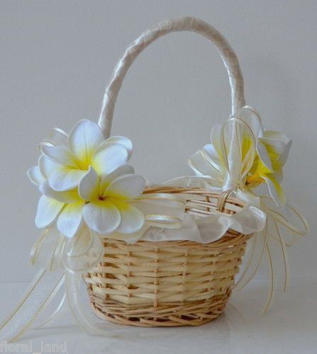 flower basket for wedding 25 best ideas about frangipani wedding on 4132