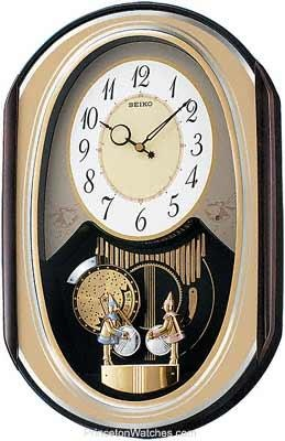 10 Best Images About Seiko Musical Clocks On Pinterest