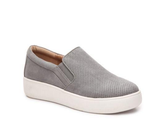 Women's Steve Madden Genette Slip-On Sneaker - Grey