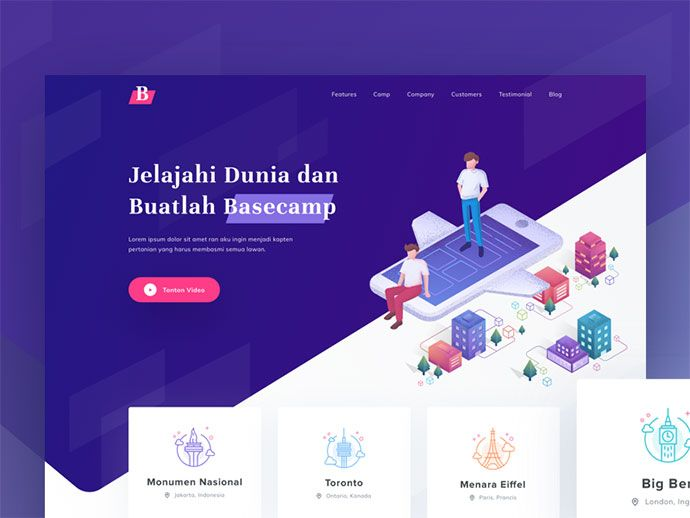 60 Awesome Website Header Design Ideas For Inspiration Website Header Design Header Design Web Design