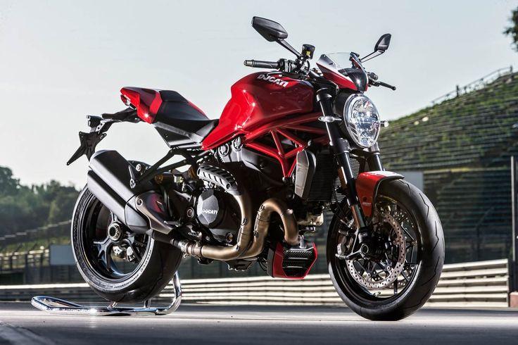 Ducati Monster 1200 R | Heldth