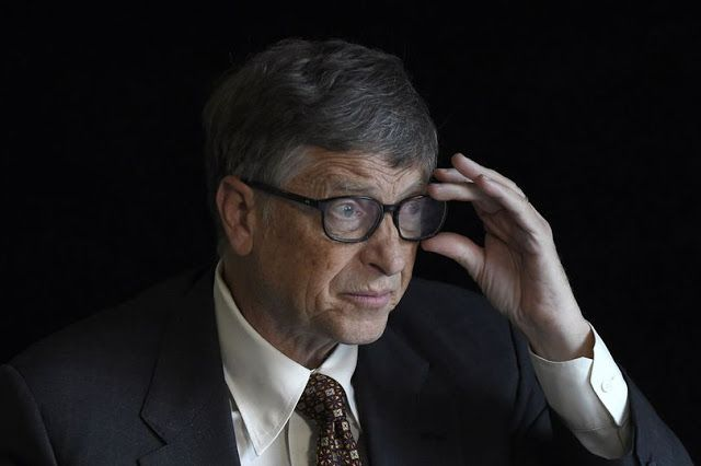 Bill Gates donating 38 million finding a cure for Alzheimer's disease