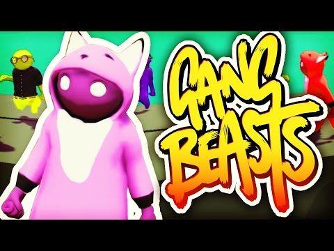 PELEAS ADORABLES | Gang Beasts (Momentos Divertidos) - YouTube