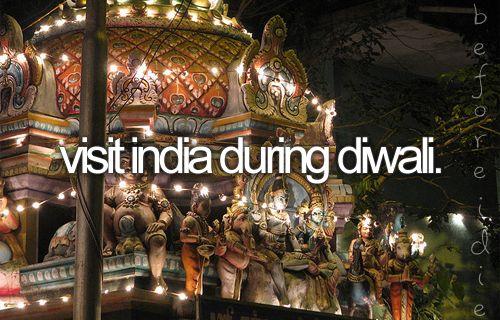 diwali es una fiesta religiosa conocida también como el «festival de las luces» celebrado una vez al año, la gente estrena ropa, comparte dulces y hacen explotar petardos y fuegos artificiales. Es la entrada del año nuevo hindú, y una de las noches más significativas y alegres del año.