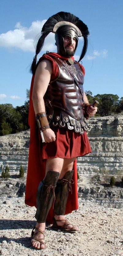 Young Leonidas