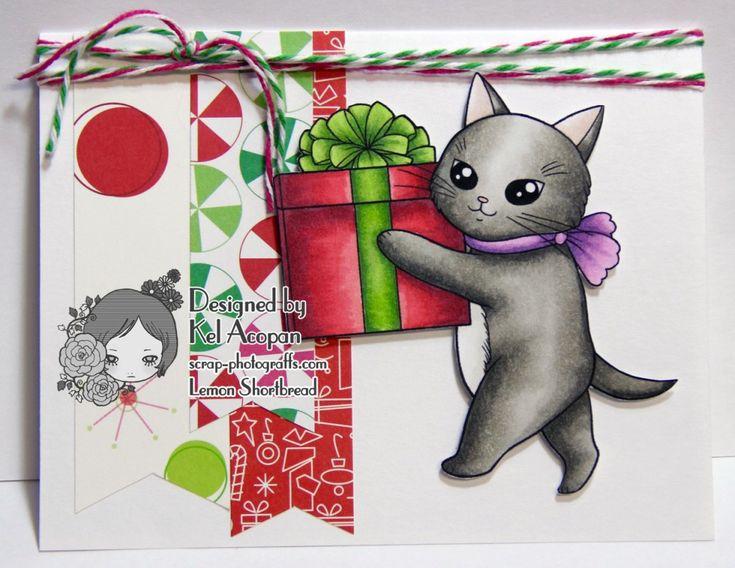 Kitty's Christmas Gift