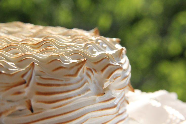 Torta Tres Leches.