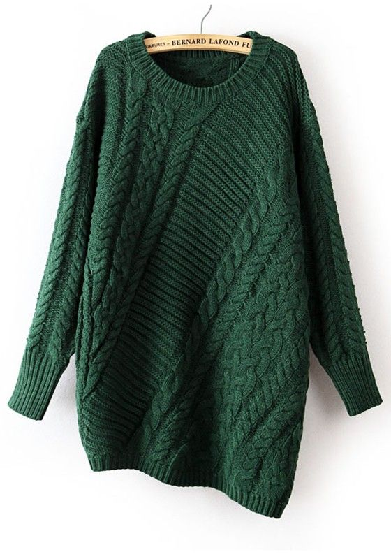 25 Best Ideas About Green Sweater On Pinterest Chunky