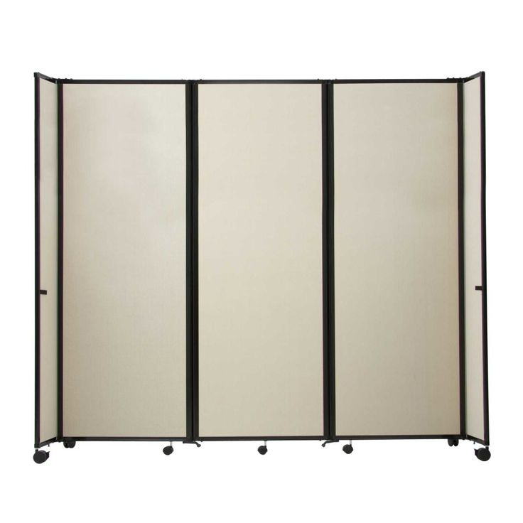 Portable room dividers ikea versare 5 panels plastic for Room divider panels ikea