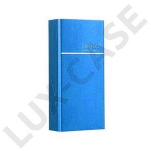 6000mAh Smartphone Power Bank (Blå)