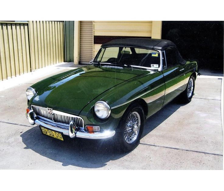 1971 MG B 2 for sale | Trade Unique Cars Australia